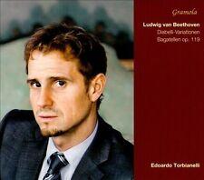 Ludwig van Beethoven Variations Diabelli - Bagatelles, op.119, New Music