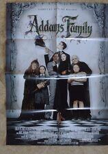 P501 - Kinoplakat - ADDAMS FAMILY Anjelica Huston/Raul Julia