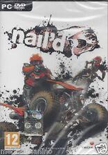 PC Gioco **NAIL'D** Nuovo Originale Italiano