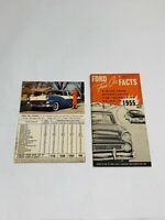 1955 Ford find car fax dealership sales person Information guide