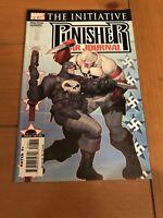 Punisher: War Journal #8 (2007) Marvel Comics