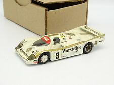 Starter Kit Monté SB 1/43 - Porsche 956 L Le Mans 1984 n° 9 Warsteiner