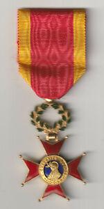 VATICAN - ORDRE PONTIFICAL de SAINT-GREGOIRE-le-GRAND  (Pape GREGOIRE XVI)