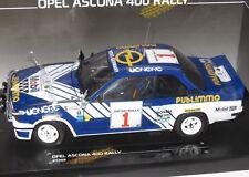 1/18 Opel Ascona 400  Publimmo Rally Safari 1981 #5  J.Klient
