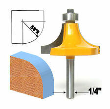 "1pc 1/4"" Shank  5/8"" Radius 1-3/4"" Diameter Round Over Router Bit sct-888"