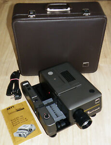 Diaprojektor ZETT/Leica Royal AFS IR mit Vario Talon 4,0/85-150 SMC made Germany
