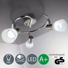 LED Deckenlampe Deckenleuchte 3-flammig Strahler schwenkbar Wohnzimmer B.K.Licht