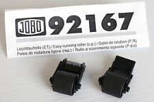 NEW! Set of 2 Jobo Easy Running 'Expert' rollers and extension arms 92167