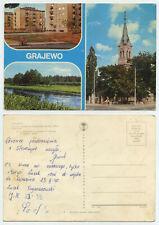 58547 - Grajewo - alte Ansichtskarte