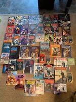 MASSIVE Star Wars Book / Comic Vintage Collectors Lot. WHOLESALE BULK SALE