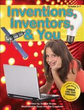 Inventions, Inventors and You, Draze, Dianne, 1593630824, Book, Good