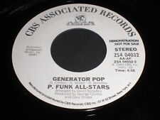 P. Funk All-Stars: Generator Pop 45 - Funk