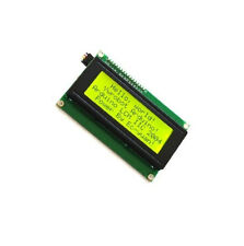 IIC I2C TWI SPI Serial Interface 2004 20x4 Character LCD Module Display Yellow