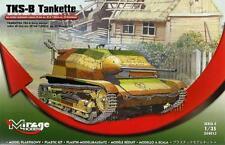 TKS-B POLISH LIGHT TANK (TANKETTE) - POLAND 1939 1/35 MIRAGE