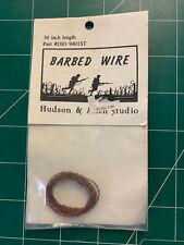 Hudson & Allen Studio 1:35 Scale Barbed Wire Vintage Diorama Accessories VHTF