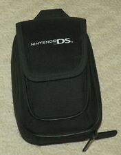 Protective Carry Case for Nintendo DS, 3DS, DSi, DS Lite Systems - Black