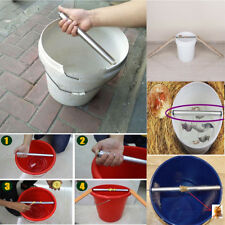 Mice Log Rolling Trap Bucket Roller Mouse Rats Pest Stick Rodent Spin Trap  SR