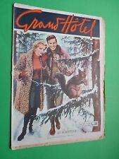 Grand Hôtel Magazine 1953 345 Le Écureuil - Eleonora Moj Maman