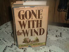 Gone with the wind  -Margaret Mitchell -2nd printing 1938 -Dust Jacket- very goo