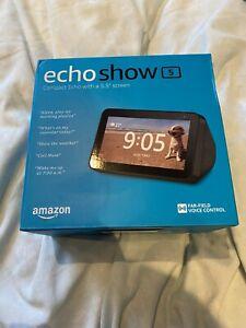 Amazon Echo Show 5 - Brand New In Box