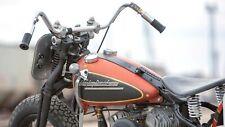 Harley Flanders Lenker Springer Flathead Knucklehead Panhead WR Flattrack Racing