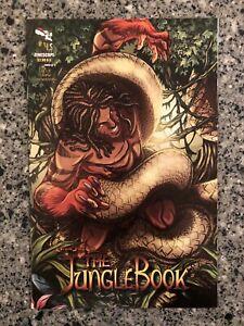 GRIMM FAIRY TALES: The Jungle Book #4A VF (Zenoscope 2012)