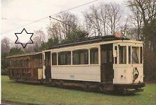 CP - TRAMWAY - MOTRICE 1969 et baladeuse 26 (1945) - Bruxelles - Belgium - NEUVE