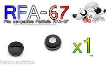 1 PILE COMPATIBLE PetSafe RFA-67 6V LITHIUM BATTERIE COLLIER - QUALITÉ EXPERT