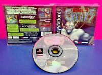 Bio Freaks - Playstation 1 2 PS1 PS2  Game Complete  Mint Disc 1 Owner