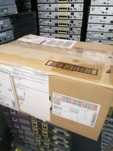 Cisco ME 3400EG-2CS-A New/Boxed  Ethernet access switch with rackmount brackets