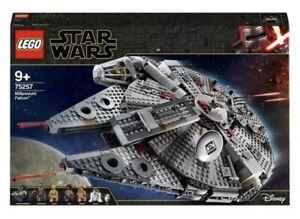 Lego 75257 Star WARS The Millenium Falcon Set BRAND NEW In Box
