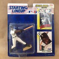 1993 FRANK THOMAS Chicago White Sox #35 Kenner Starting Lineup Baseball