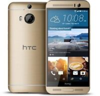 """HTC One M9+ Plus 4G LTE 5.2"""" 32GB Android Unlocked Smartphone Sliver/Gray/Golden"""