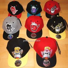 Monster snapback caps, mens, ladies, youth, urban hip hop baseball caps bling