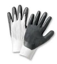 Brand New 1 pair Radnor Size  Small White Nitrile Coated Nylon Gloves-64056348