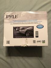 Pyle Double DIN Android Headunit GPS/Bluetooth/Wifi Web/7 Inches/1080p HD/AM/FM