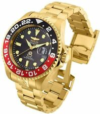 Invicta 27970 Grand Diver Gold-tone Charcoal Dial NH35A Automatic Bracelet Watch