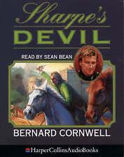 Sharpe's Devil Bernard Cornwell 2 Cassette Audio Book Historial Adventure