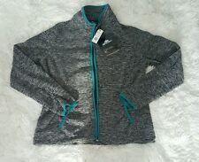 NEW Snozu Performance Platnium Collection Womens Jacket Small $75 Gray Black $75