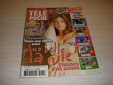 TELE POCHE 2132 18.12.2006 PLUS BELLE la VIE Laetitia MILOT Harry POTTER CABREL