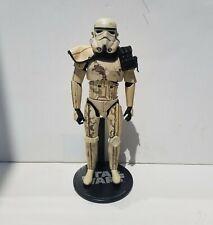 Rare Sideshow 1:6 Sandtrooper Sergeant - Tatooine Militaries Star Wars Figure!!!