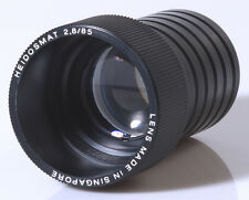 ROLLEI HEIDOSMAT 2,8/85mm OBJECTIF POUR PROJECTEUR 24x36