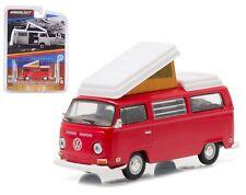 GREENLIGHT 1:64 HOBBY EXCLUSIVE - 1968 VOLKSWAGEN TYPE 2 CAMPMOBILE Bus Van