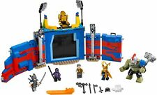 LEGO 76088 Marvel Super Heroes Thor vs. Hulk: Arena Clash - Complete - Pre-Owned