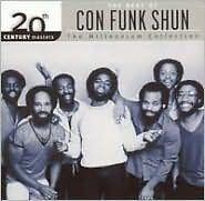 CON FUNK SHUN : 20TH CENTURY SHUN (CD) Sealed