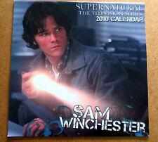 Supernatural Calendar 2010 - Jared Padalecki Sam Winchester
