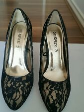 Designer Ladies Shoes By Girl Express Size 7