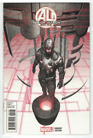 Age of Ultron #1 Rock He-Kim 1:25 Variant Avengers Marvel 2013