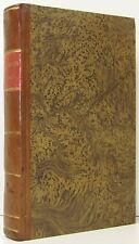 SCARCE Les Caprices Du Sort Ou L'Histoire D'Emilie Dalibard St Phalier 1750