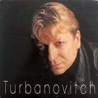 Alain Turban CD Single Turbanovitch - France (VG+/EX)